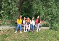 Лето в лагерях Сәләта