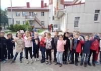 Школа  встретила  своих первоклассников