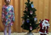Конкурс чтецов на приз Деда Мороза