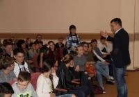 Встреча с представителями молодежного движения «Сәләт»